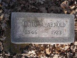 Lucius A. Lou Arnold