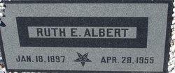 Ruth Ellen <i>Paquette</i> Albert