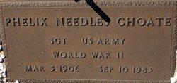 Phelix Needles Choate