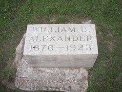 William Decker Alexander