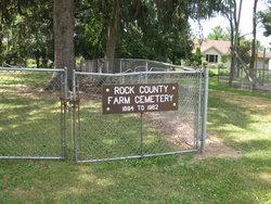 Rock County Farm Cemetery