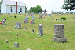Shiloh  United  Methodist  Church  Cemetery
