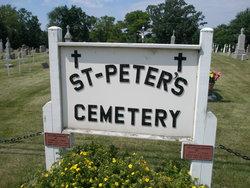 Saint Peters Catholic Church Cemetery
