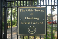 Olde Towne of Flushing Burial Ground (Defunct)