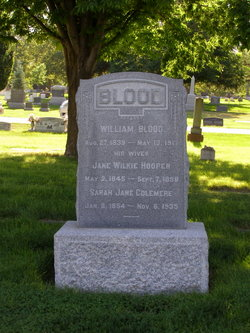 William Blood, Jr