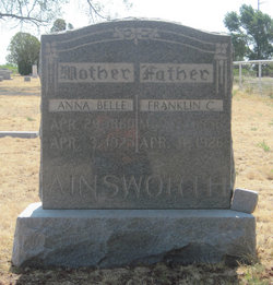 Anna Belle <i>Hardie</i> Ainsworth