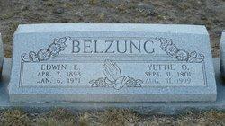 Edwin E. Belzung