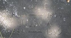 Roy E Akehurst