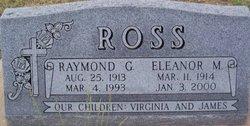 Eleanor Mary <i>Ubert</i> Ross