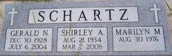 Shirley Ann <i>Ross</i> Schartz