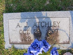 Andrew Jackson Andy/A.J. Atchley