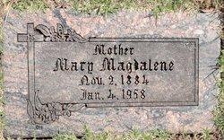 Mary Magdaline Mayme <i>Eckroat</i> Koelsch