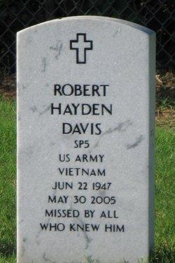 Robert Hayden Davis