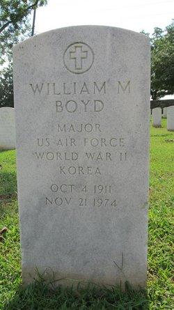 William M Boyd