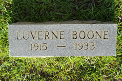 Luverne Boone