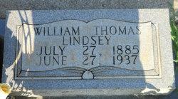 William Thomas Lindsey