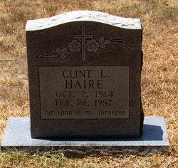 Clint L. Haire