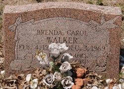 Brenda Carol Walker