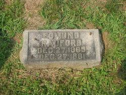 Edmund Ironsides Radford