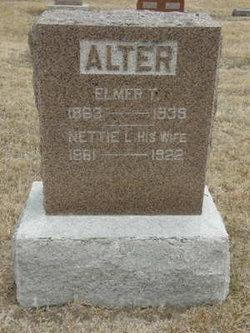 Nettie L <i>Martin</i> Alter