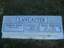 Verna <i>Whitlow</i> Lancaster