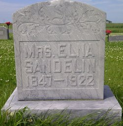 Elna <i>Larsdotter</i> Sandelin