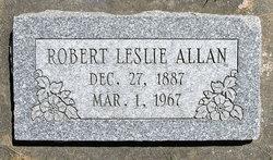 Robert Leslie Allan