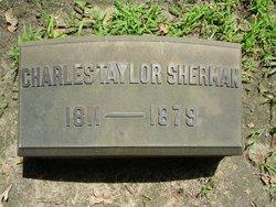 Judge Charles Taylor Sherman