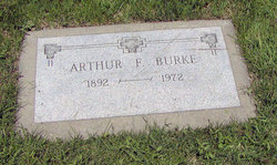 Arthur Fred Burke