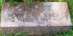 Mariah E. <i>Gilreath</i> Quiett