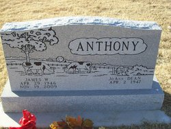 James W. Anthony