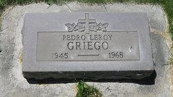 Pedro Leroy Griego