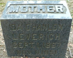 Ida M. <i>O'Hanlon</i> Leverich