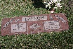 Alex Juido Barrow, Jr