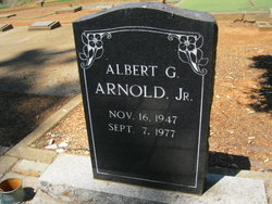 Albert Gray Arnold, Jr