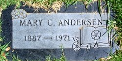 Mary <i>Chapin</i> Andersen