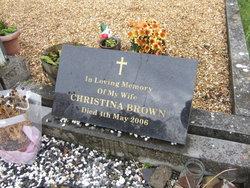 Christina <i>Mongey</i> Brown