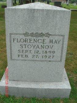 Florence May <i>Kantz</i> Stoyanov