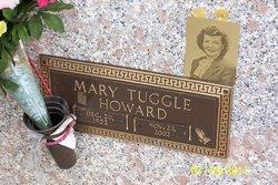 Mary <i>Tuggle</i> Howard