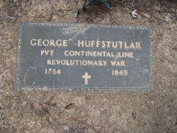 George (Hofstatlar) Huffstutler