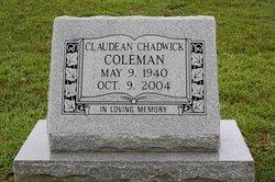 Claudean <i>Chadwick</i> Coleman