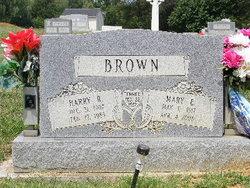 Harry R. Brown
