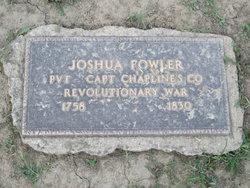 Joshua Fowler