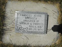 Frances Jennie Smedley