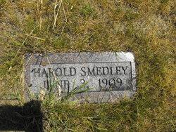 Harold Smedley