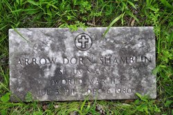 Arrow Dorn Shamblin
