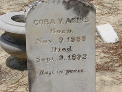 Cora V Akins