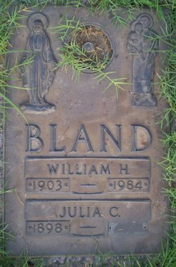 William H Bland