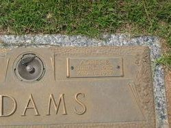 Agnes B. Adams