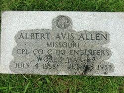 Albert Avis Allen